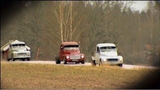 Epa-traktorn - Frihet på fyra hjul