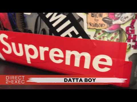Datta Boy (@DaRealDattaBoy) Performs at Direct 2 Exec Los Angeles 9/12/17 - Atlantic Records