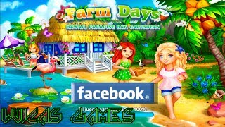Farm Days Juego de Granja Gratis PC, navegador web online y Facebook Gameroom