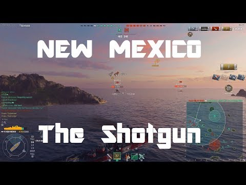 New Mexico - The Shotgun