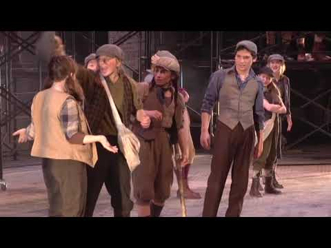 Newsies - Carrying The Banner - Staples Players Fall 2017
