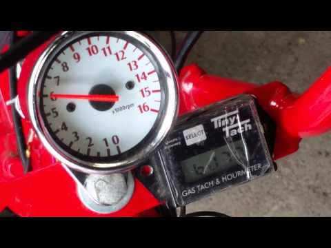[DIAGRAM_5FD]  Cheap eBay Tachometer - 16,000 RPM Tacho & Tiny Tach - Scooter Mini Bike -  YouTube | 12 Ebay Tachometer Wiring Diagram Explained Mini Bike Scooter |  | YouTube