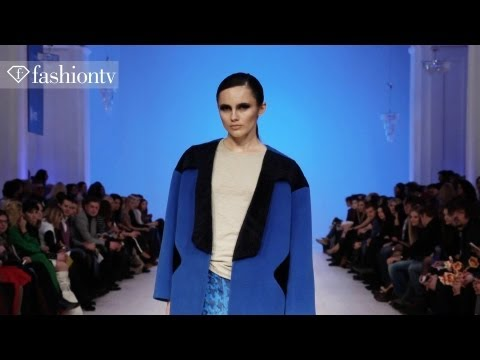 FashionTV's I Love Fashion & DS'Dress Show at Ukranian Fashion Week Fall/Winter 2012/13