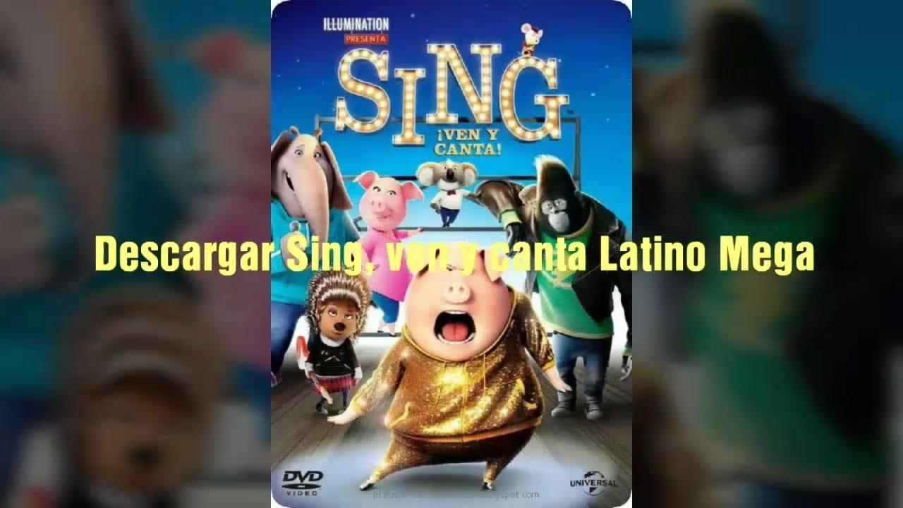 Sing: ¡Ven y canta! Ver y Descargar - cinemaniamgc
