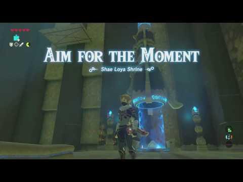 The Legend of Zelda: Breath of the Wild - Shae Loya Shrine