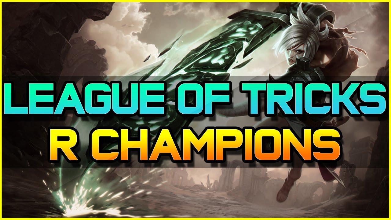 Download LEAGUE OF TRICKS (R Champions) - Episode 13 | League of Legends