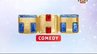 Переход с канала ТНТ Comedy на ТНТ4 01 01 2016