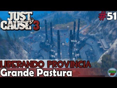 Just Cause 3 | Grande Pastura | Liberando Provincia | En PC Español Sin Comentarios 1080p 60fps