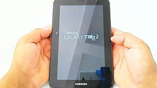 Hard Reset Samsung Galaxy Tab 2 P3100, P3110, P5100, P5110, Como Formatar, Desbloquear, Restaurar