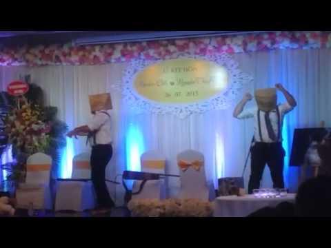 Blinded dance