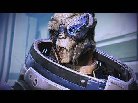 Mass Effect Trilogy: Garrus Funny Moments