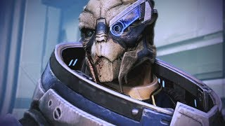 Mass Effect Trilogy: Garrus Funny Moments