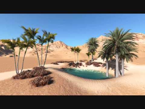 DESERT OASIS A Guided Meditation For Stress Relief & Sleep With Jason Stephenson