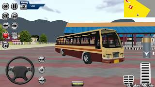 Bus Simulation 2018 Mobile   Bus Driving Game # by Indie Trex - Android Gameplay FHD
