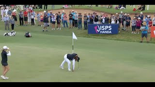 Round 3 Highlights - 2020 ISPS Handa #WomensAusOpen