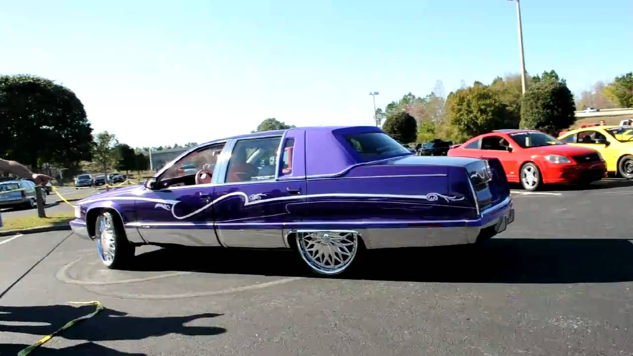 Ntc Cadillac Fleetwood Dub Joker 24 S Youtube