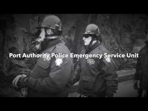 A Day in the Life of the Port Authority Police ESU
