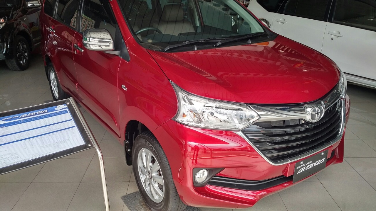 grand new veloz warna merah bodykit avanza 2016 in depth tour toyota 1 3g m t youtube
