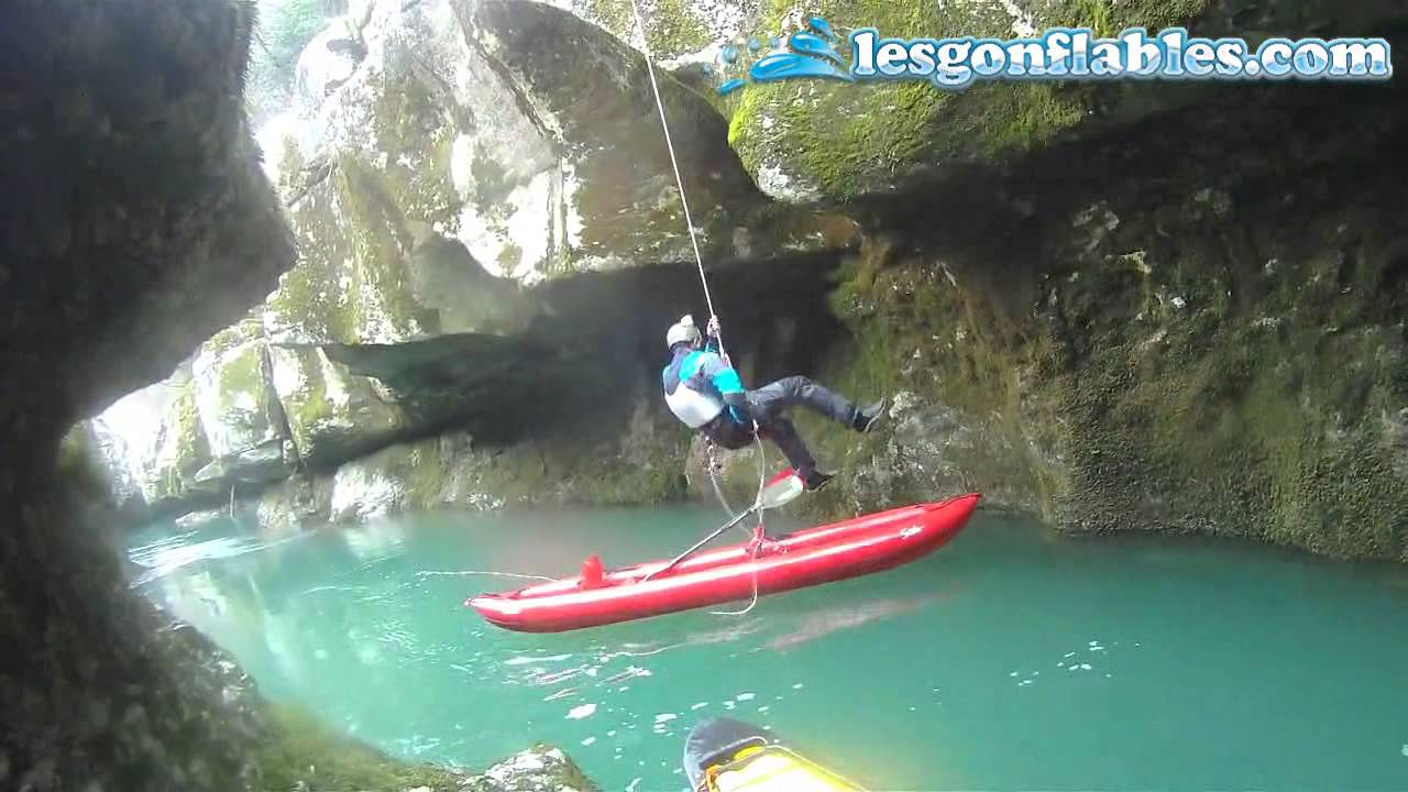 Test nouveau canoe gonflable palava 400 gumotex et kayak solar 410 gumotex su - Test kayak gonflable ...