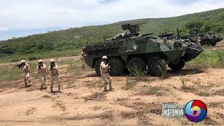 Presta tu servicio militar en el Ejército Nacional