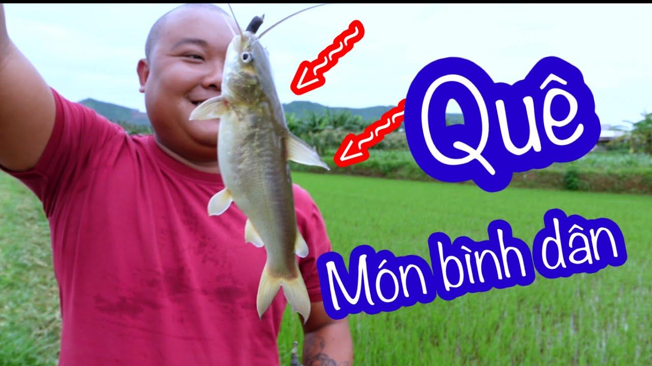Đi Câu Cá Về Cho Má Nấu Canh Chua - Đội Nào Câu Cá Nhiều Hơn   Son Duoc Vlogs