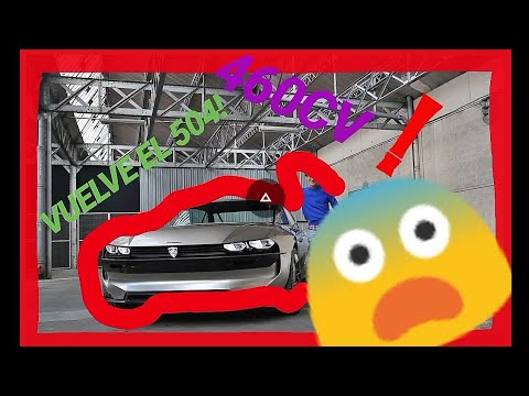 Vuelve El Peugeot 504 En 2018 Youtube
