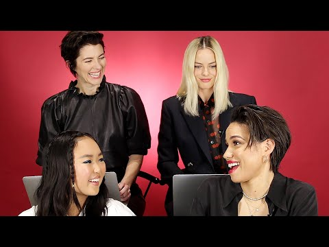 The Birds Of Prey Cast Finds Out Which Characters They Really Are Youtube