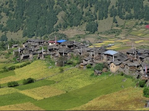 Nepal Tsum Valley - Trek sights and villages walk