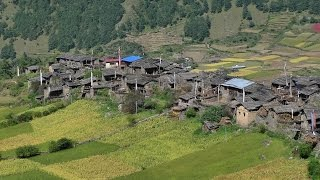 Nepal Tsum Valley - Trek sights and villages walk