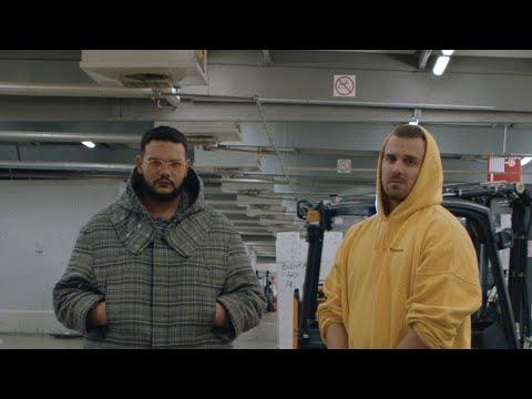 """Feder s'allie à Sadek dans le clip de """"Parigo"""""""