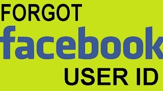 How To Know Your Facebook User Id If You Forgot....
