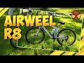 Airweel R8, горный электровелосипед, тест драйв / Арстайл /