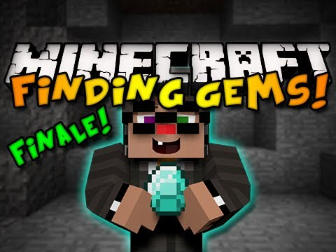 Minecraft: Finding Gems - Ep. 10 - THE FINALE! (HD)