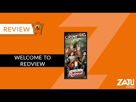 Chronicles of Crime: Welcome to Redview Review