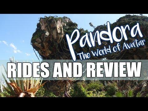 VLOG | Riding & Reviewing Pandora's Flight of Passage & Na'vi River Journey