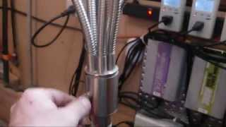 Solar Power Off-Grid Battery Bank Testing - Discharge