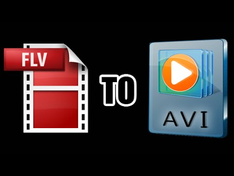 🎞️ Convert FLV To AVI EASY (Dr. NOOB's Lab)