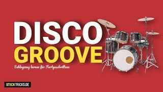 Schlagzeug lernen für Fortgeschrittene - Disco Grooves (Four on the Floor)