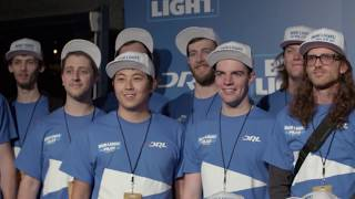 Bud Light 2017 Tryouts | Drone Racing League