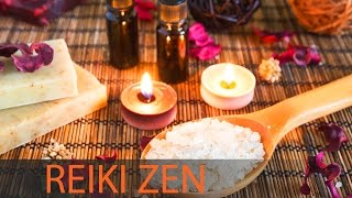 8 Hour Reiki Meditation Music: Zen Meditation, Relax Mind Body, Healing Music ☯224
