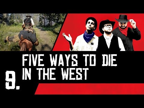 RDR2 Let's Play | 09 Five Ways To Die In The West