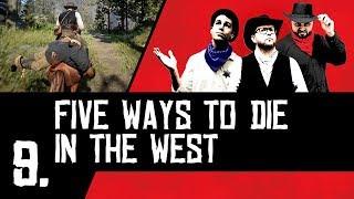 RDR2 Let's Play | 09 Five Ways To Die In The West