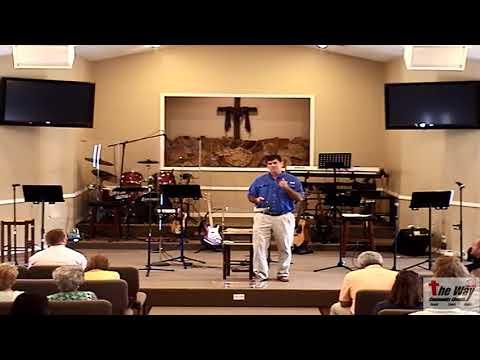 Delta Streets Academy Presentation, The Way Community Church, 6-23-2019