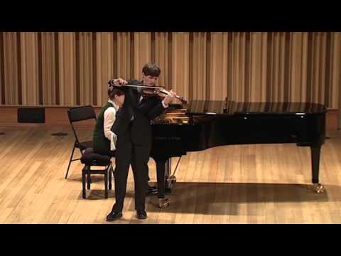 Joshua Brown - Tchaikovsky Valse-Scherzo