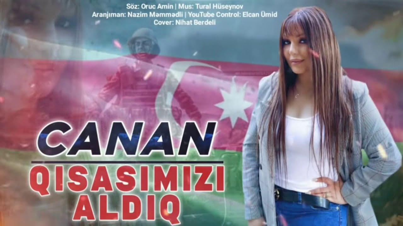Canan   Qisasimizi Aldiq 2020 Official Lyric Audio