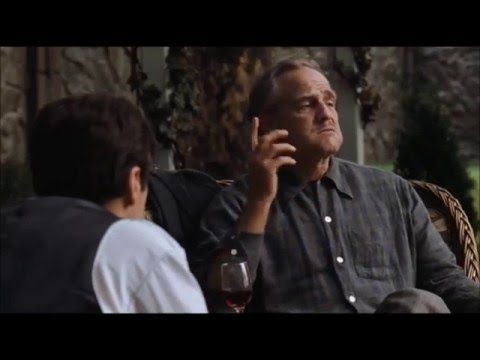 Vito Corleone & Micheal Corleone (Scène Mythique)