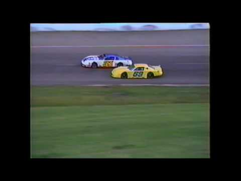 Madison International Speedway Oregon WI Super Late Models 7/9/99