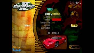 [HD] GAMETRONIK - NEED FOR SPEED 2 - ABANDONWARE [VIRTUAL PC - WIN 98]