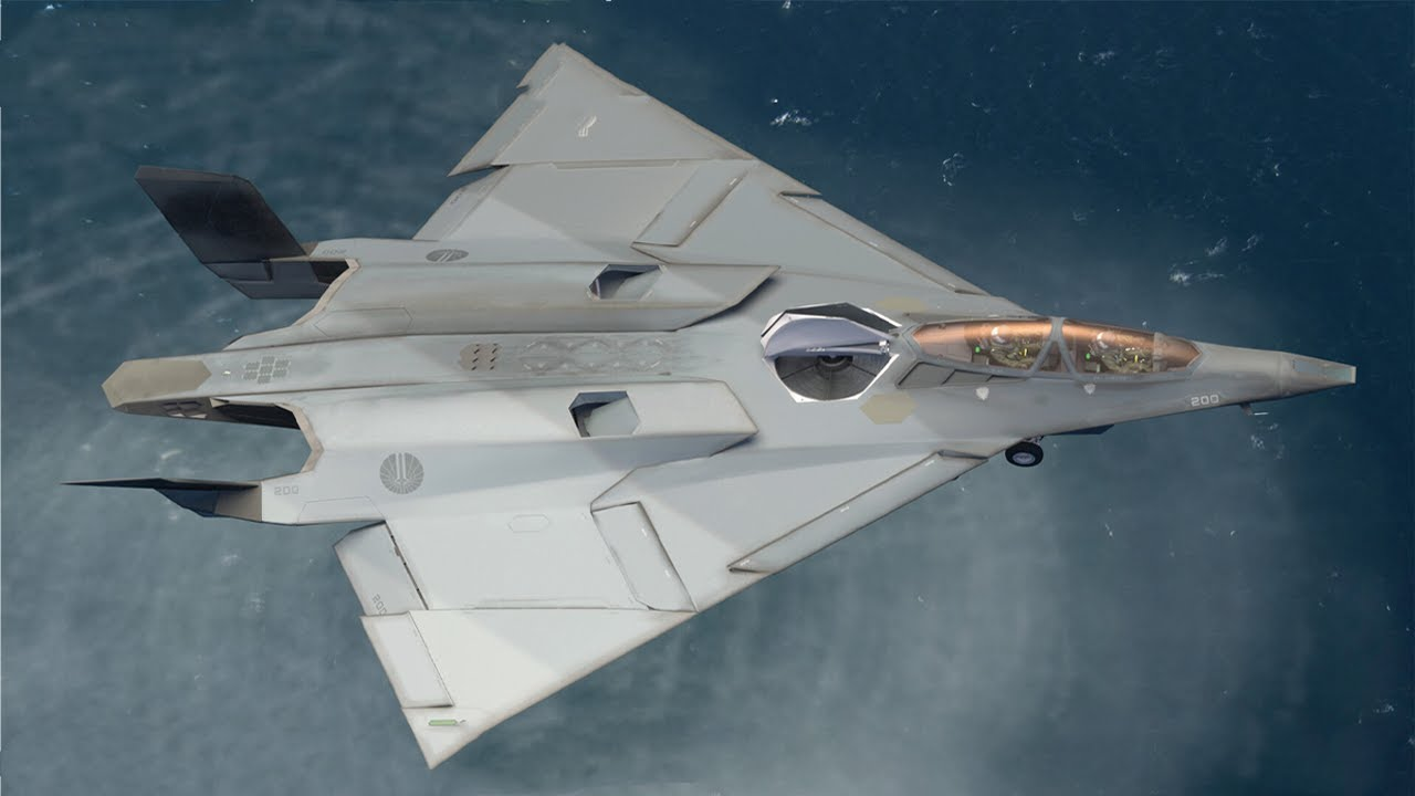 Japan Is Building A New Sixth-Generation Fighter The Whole World Is Afraid Of