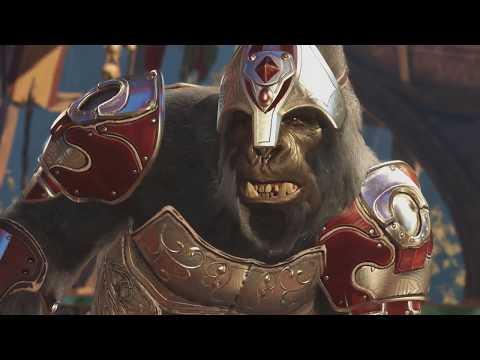 Injustice 2 - All Gorilla Grodd Dialogue Intros (Excluding Vixen)
